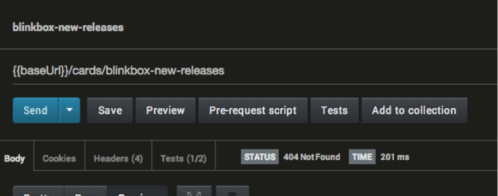 Debugging REST APIs with Loggly