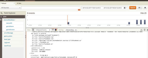 Logging from Game Engines, Part Two: Logging in the Corona SDK