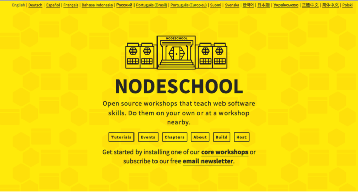 Learn to Code Node