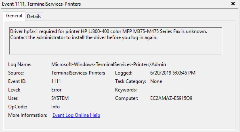 Dcom Error Windows 7