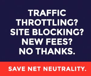 Loggly and net neutrality