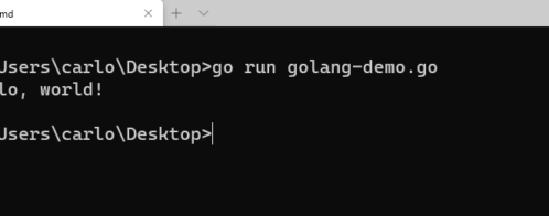 Logging in Golang - How to Start